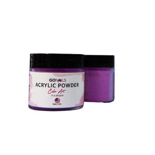 Acrílico Go Nails Powder 28 gr Color Art #49