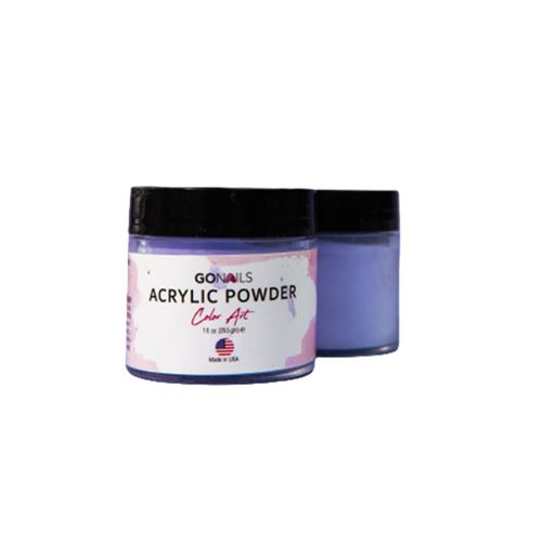 Acrílico Go Nails Powder Color Art #50 Neon 28 gr