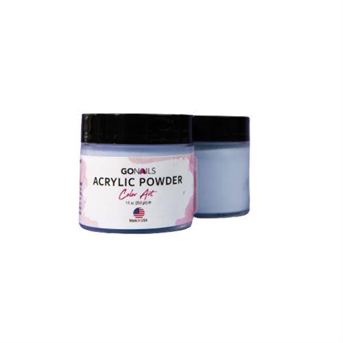 Acrílico Go Nails Powder Color Art #54 Pastel 28 gr
