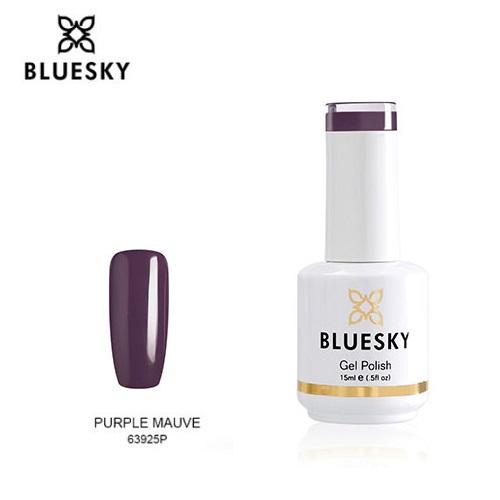 BLUESKY Esmalte gel 63925 - purple mauve