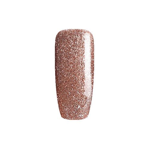 BLUESKY Esmalte Gel 80544 Cobre - glitter