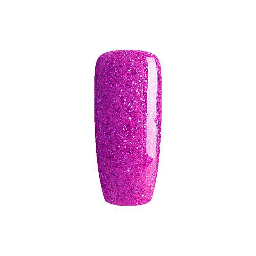 BLUESKY Esmalte Gel 80602 Fucsia Glitter