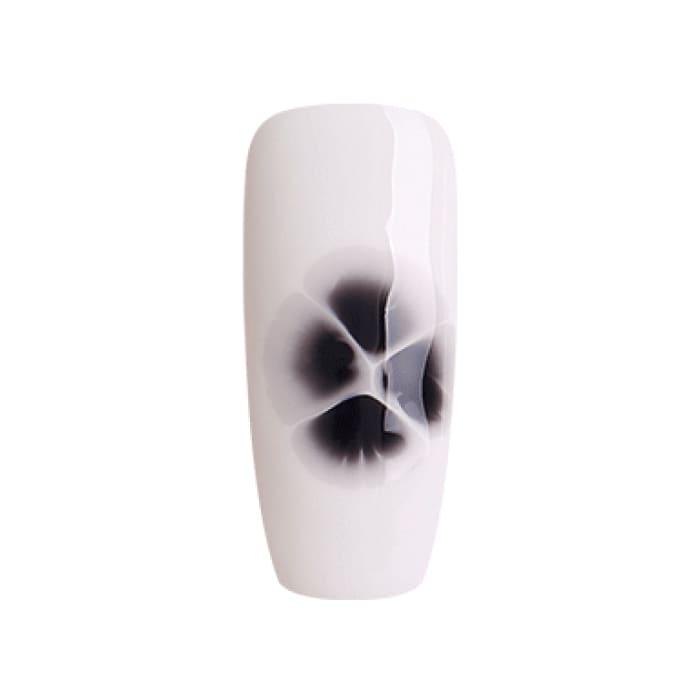 BLUESKY Esmalte gel - Blossom 01 (Negro)