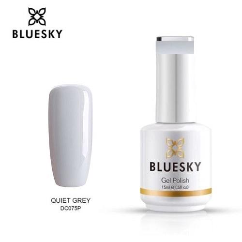 BLUESKY Esmalte Gel DC75 Gris Claro