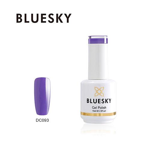 BLUESKY Esmalte Gel DC93 Morado