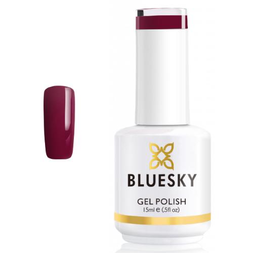 BLUESKY Esmalte Gel QXG773p SCARLET COAT - Rojo italiano