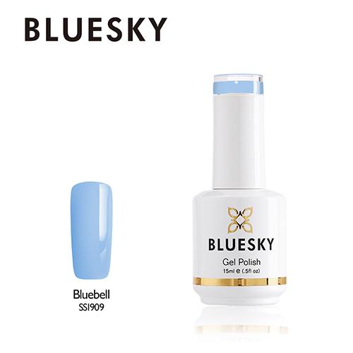 BLUESKY Esmalte Gel SS1909 - Celeste bebé