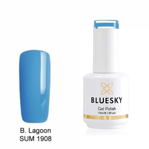 BLUESKY Esmalte Gel SUM1908 - Blue Lagoon