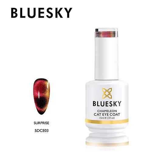 BLUESKY Esmalte Permanente 5DCE03P Ojo de Gato