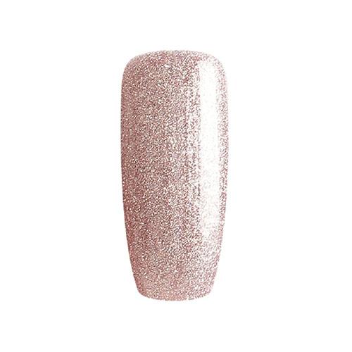 BLUESKY Esmalte Permanente 63903 Glitter Rosado Semi Holo