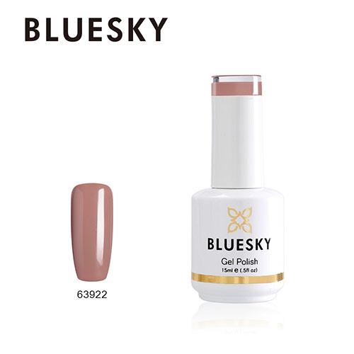 BLUESKY Esmalte Permanente 63922 Nude - Malva