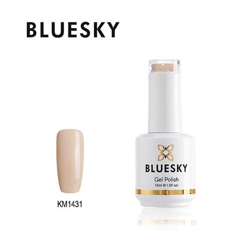 BLUESKY Esmalte gel KM1431 - Nude claro