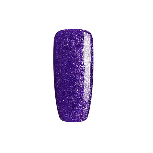 BLUESKY Esmalte Permanente VIP08 Morado Glitter