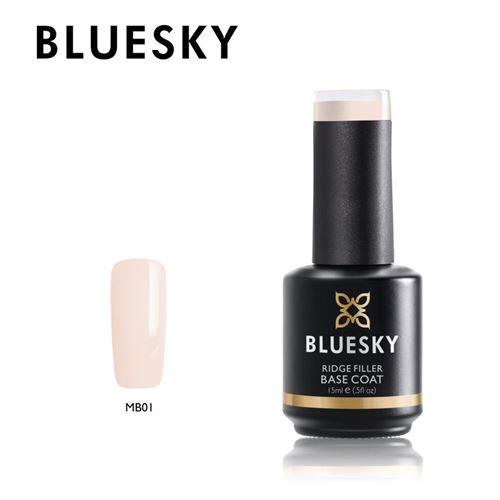 Bluesky Gel Base Ridge Filler 01 SOFT PINK