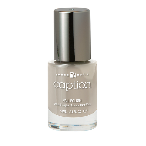 CAPTION Esmalte Extra duración - CALM COOL & COLLECTED - Nude gris