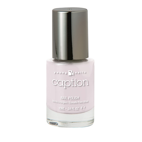 CAPTION Esmalte Extra duración -  MILK IT - Rosa crema