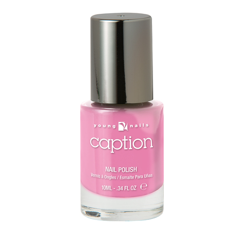 CAPTION Esmalte Extra duración - NOT YOUR BABY - Rosa barbie