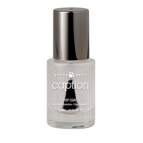 CAPTION Esmalte Extra duración - TOP COAT