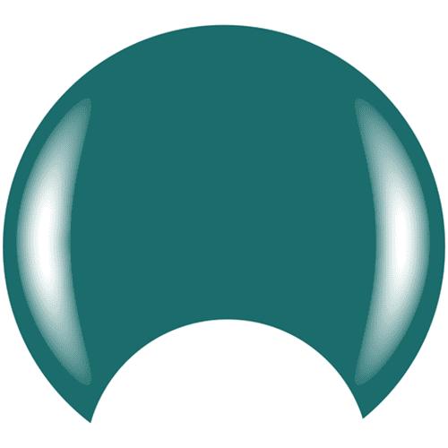 COLOR CLUB Esmalte Gel - Teal for Two (Verde turquesa)