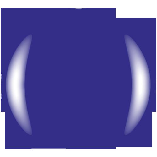 COLOR CLUB Esmalte Gel - Bright Night (Azul cobalto)