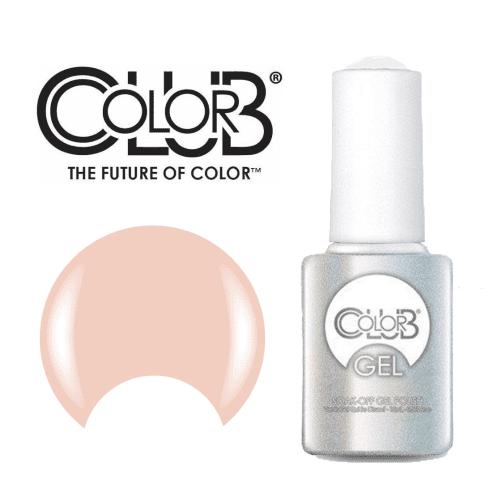 COLOR CLUB Esmalte Gel - Blush Crush (Durazno lechoso)