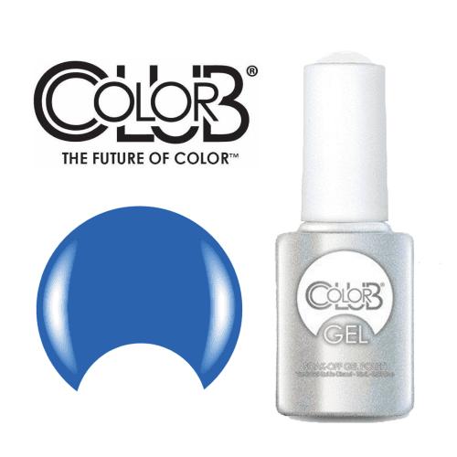 COLOR CLUB Esmalte Gel - Chelsea Girl (Azul neon)