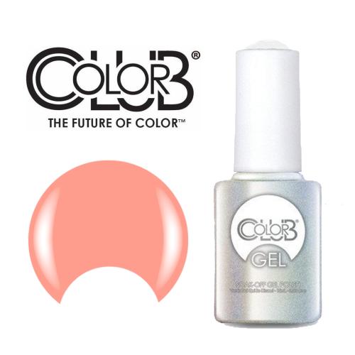 COLOR CLUB Esmalte Gel - East Austin (Coral Neon Pastel)