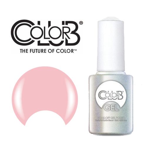 COLOR CLUB Esmalte Gel - Femme a la Mode (Rosado claro subtono morado)