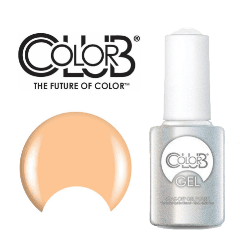 COLOR CLUB Esmalte Gel - First Class Sass (Coral pastel neon)