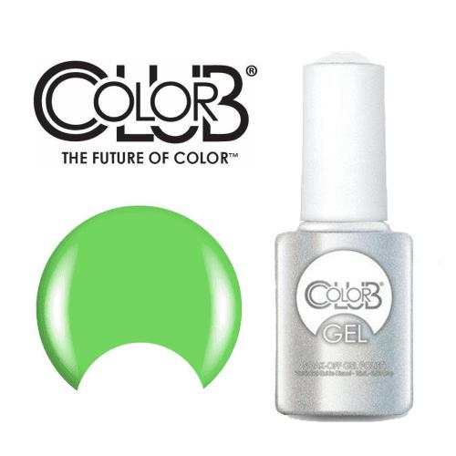 COLOR CLUB Esmalte Gel - It's All in the Attitude (Verde neon)