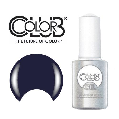COLOR CLUB Esmalte Gel - Made in the USA (Azul marino)