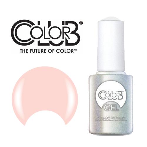 COLOR CLUB Esmalte Gel - Secret Rendezvous (Blanco toque rosado)