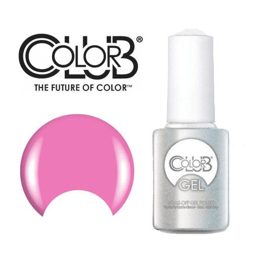 COLOR CLUB Esmalte Gel - Totally Worth It (Fucsia pastel neon)