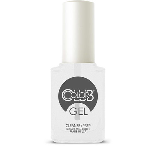 COLOR CLUB Esmalte Gel Pre Base - Cleanse + Prep