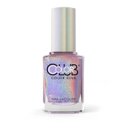 COLOR CLUB Tradicional - Cloud Nine (Rosado holo)