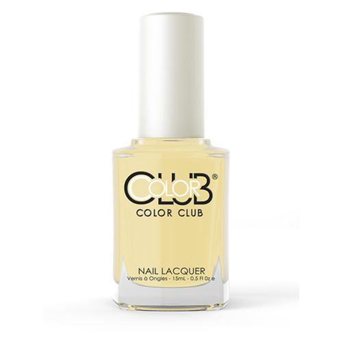 COLOR CLUB Tradicional - Macaroon Swoon (Amarillo pálido)