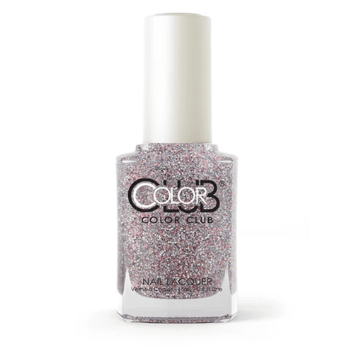 COLOR CLUB Tradicional - Magic Attraction (Glitter rosado y plateado)
