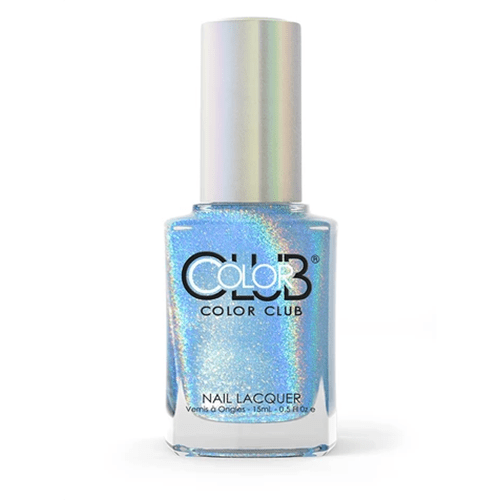 COLOR CLUB Tradicional - Over The Moon (Azul intenso Holo)