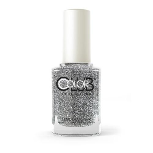 COLOR CLUB Tradicional - Silver Glitter (Plateado)
