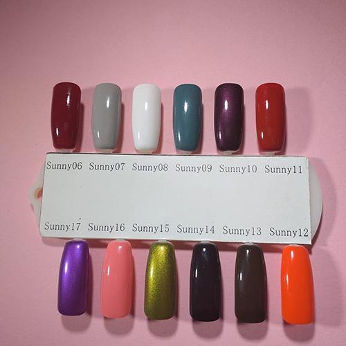 Esmalte tradicional Bluesky - Sunny12 Sweetie - Naranjo oscuro