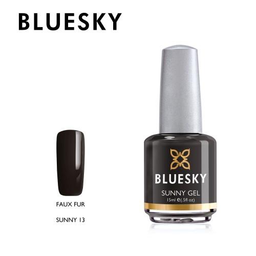 Esmalte Tradicional Bluesky - Sunny13 Faux Fur