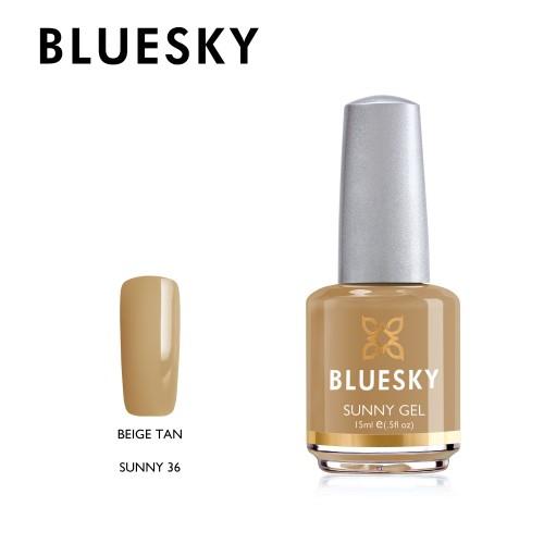 Esmalte Tradicional Bluesky - Sunny36 Beige Tan