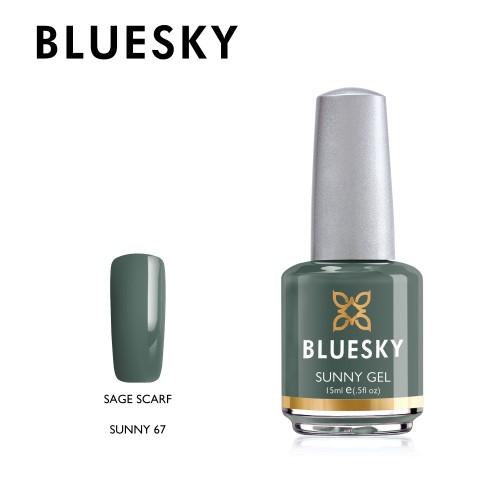 Esmalte Tradicional Bluesky - Sunny67 Sage Scarf