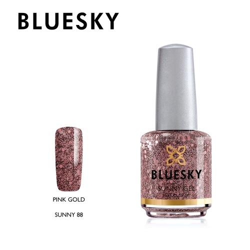 Esmalte Tradicional Bluesky - Sunny88 Pink Gold