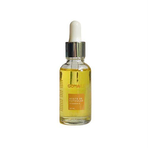 GO NAILS Aceite de cutículas Mango 30 ml