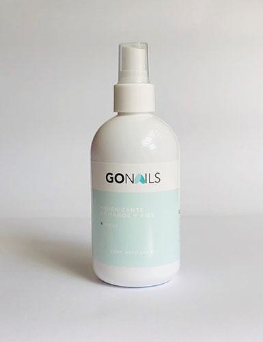 GO Nails - Higienizante Manos y Pies 230ml