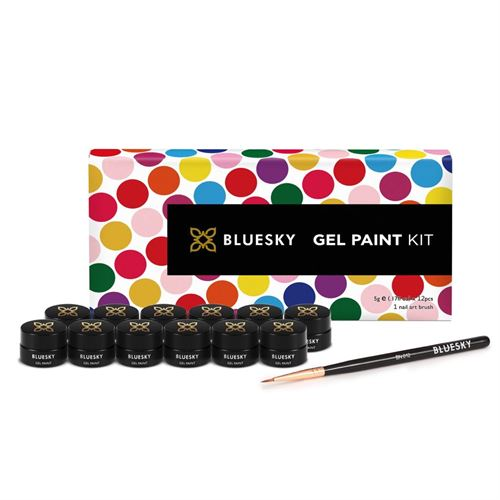 Kit Gel Paint Bluesky