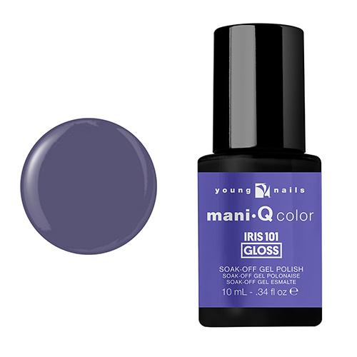 Mani-Q Esmalte Gel - Iris 101