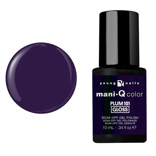 Mani-Q Esmalte Gel - Plum 101