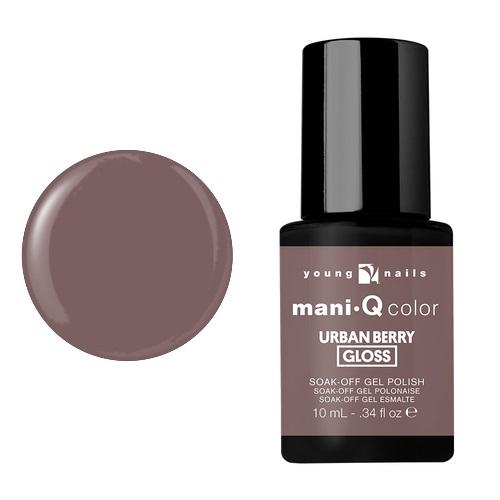 Mani-Q Esmalte Gel - Urban Berry